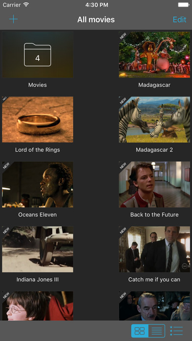 Movie Player – Plays any Video! Screenshots