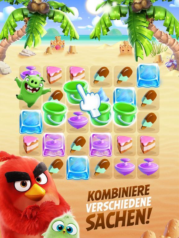 Screenshot 2 Angry Birds Match