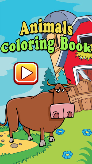 download Animal Farm Coloring Book appstore review