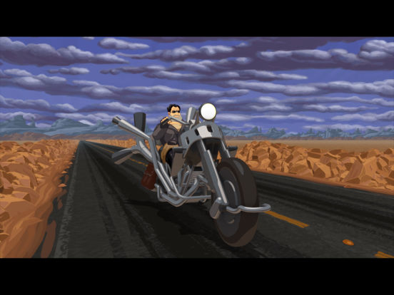Screenshot 2 Full Throttle Remastered
