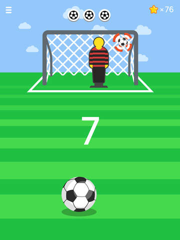 Ketchapp Football iOS