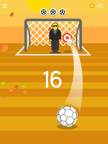 Ketchapp Football iPhone iPad