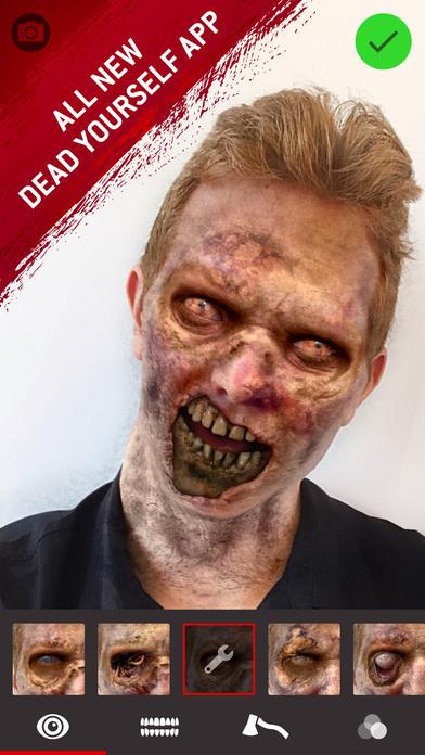 The Walking Dead: Dead Yourself Screenshot