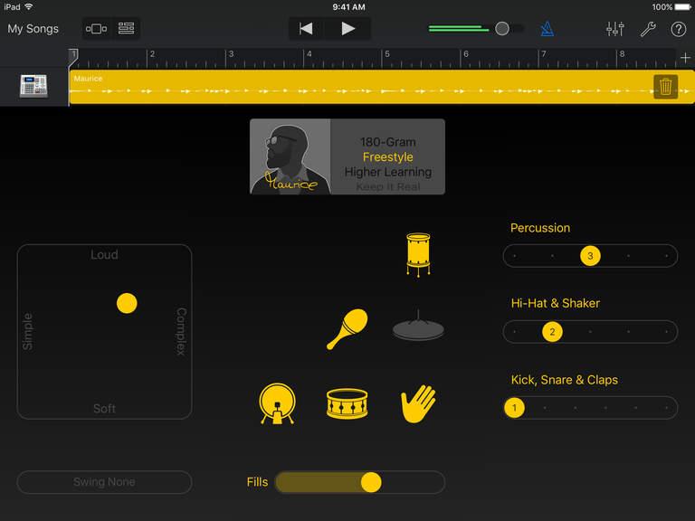iPad Snímek obrazovky 4