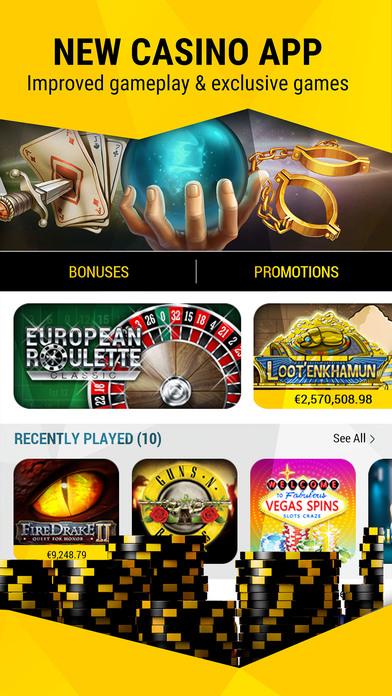 Casino bwin iphone