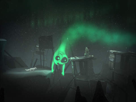 Never Alone: Ki Edition iOS Screenshots