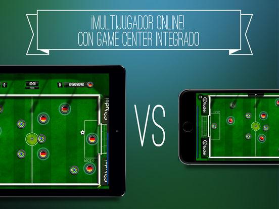 Slide Soccer – ¡El juego de fútbol multijugador más divertido! Edición Euro 2016 Screenshot