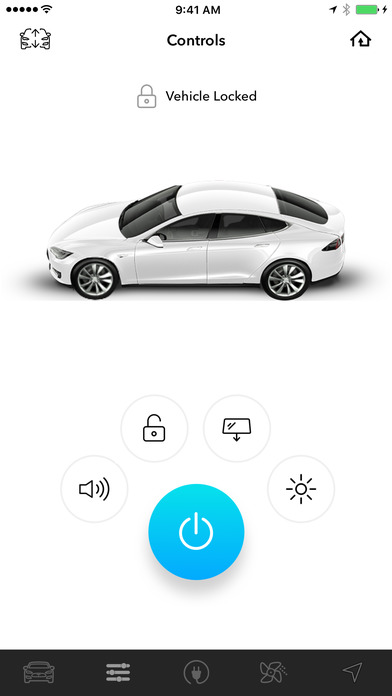 Energi - Simple Remote for Tesla Screenshot