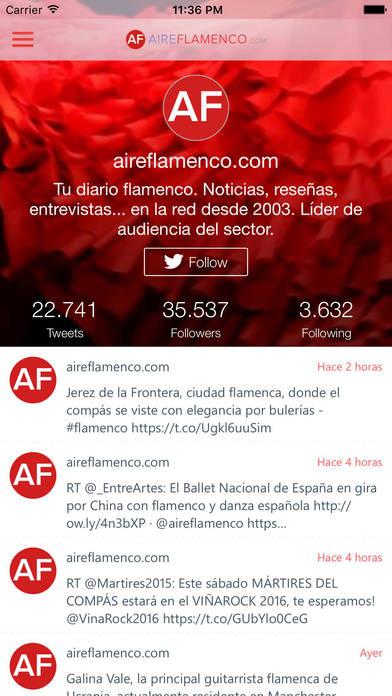 download AF Flamenco apps 3