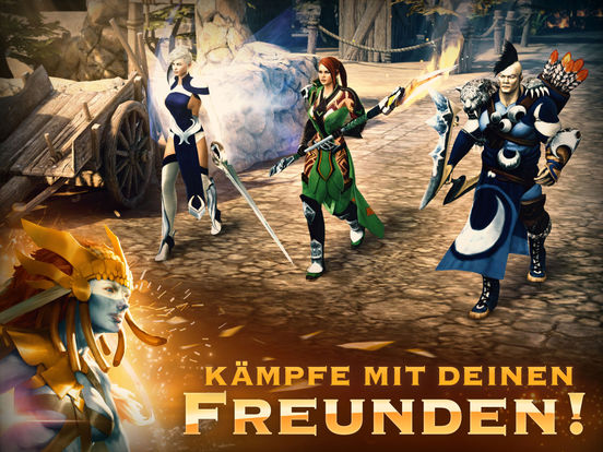 Sacred Legends für iOS