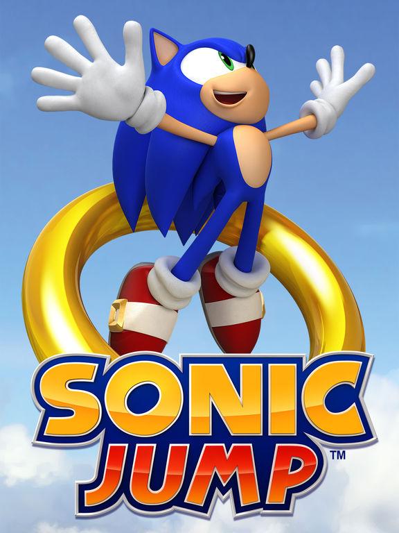 Sonic Jump™ Screenshot