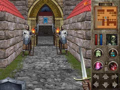 The Quest HD iOS Screenshots