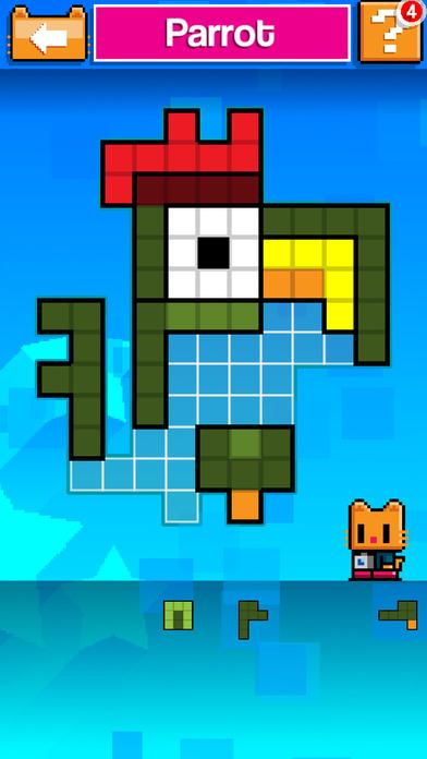 Pixelgrams: Pixel Puzzles iOS Screenshots