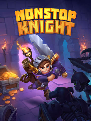 Nonstop Knight iOS Screenshots
