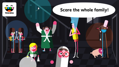 download Toca Boo appstore review