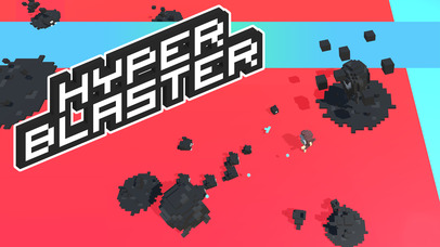 Hyper Blaster iOS Screenshots
