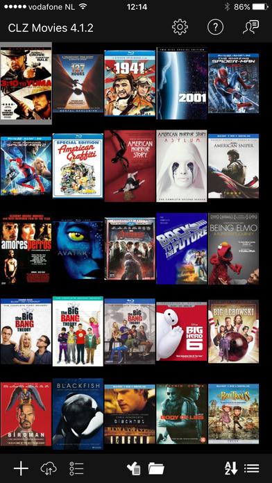 CLZ Movies - Movie Collection Database Per Bitz & Pixelz BV