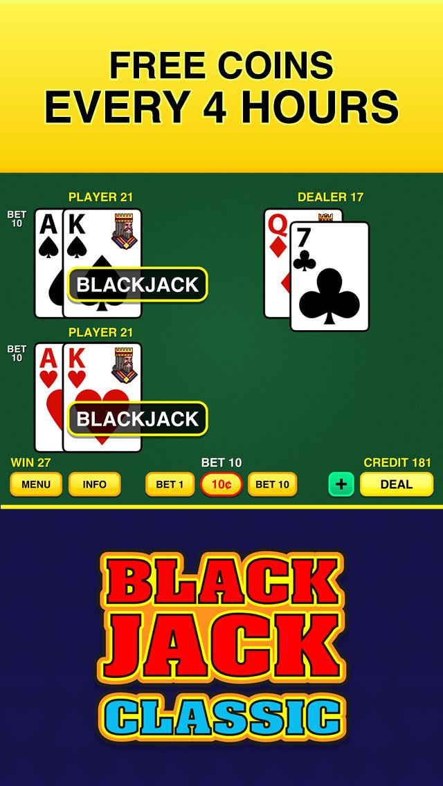 Blackjack pair of 4s