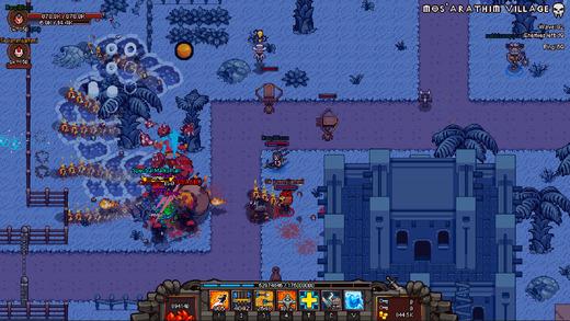 Hero Siege: Pocket Edition Screenshots