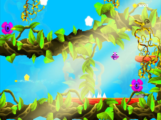 Dragonlings - Baby Dragon Jump Adventure iOS Screenshots