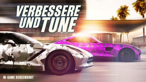 CSR Racing 2 iPhone
