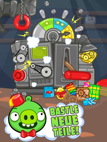 Bad Piggies iPhone iPad