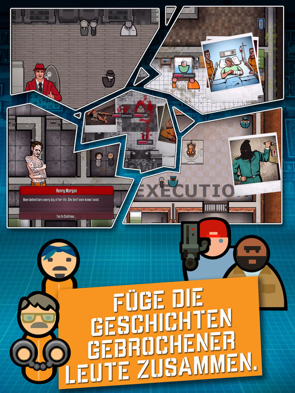 Screenshot 2 Prison Architect: Mobile