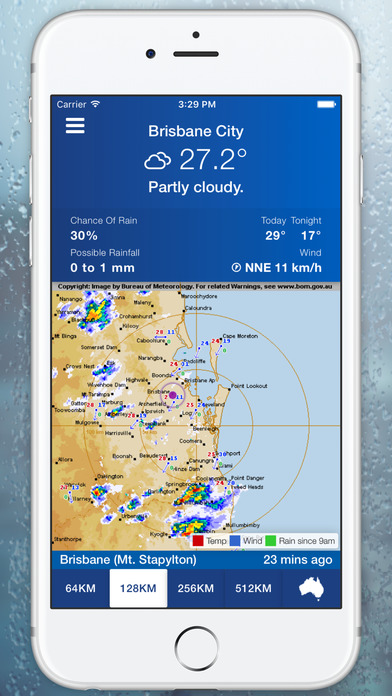download AUS Rain Radar - Bom radar and weather forecast apps 4