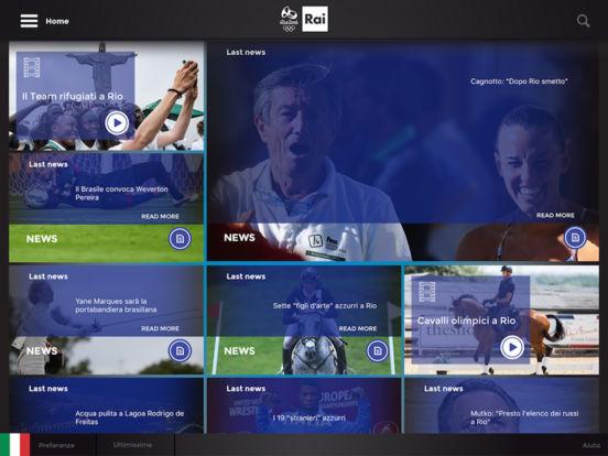 Rai Rio2016 Screenshot