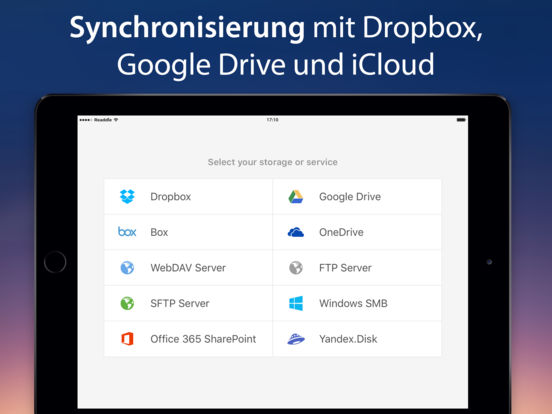 Documents 6 – PDF-Reader, Dateien & Medien, Cloud Screenshot