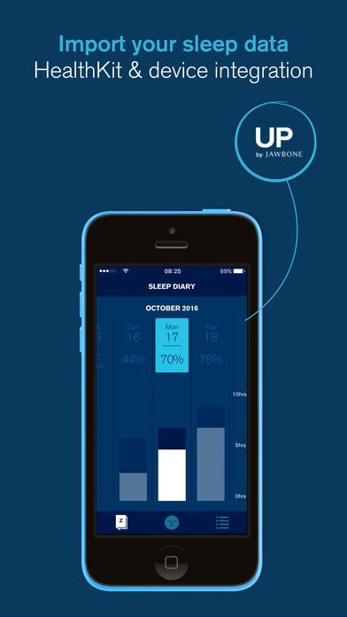 Sleepio The Sleep Improvement App On The App Store