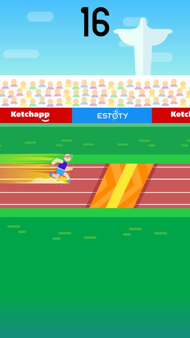 Ketchapp Summer Sports iOS Screenshots