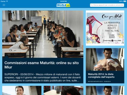 Skuola.net Screenshot
