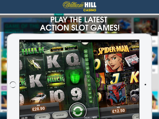william hill slot games - 2