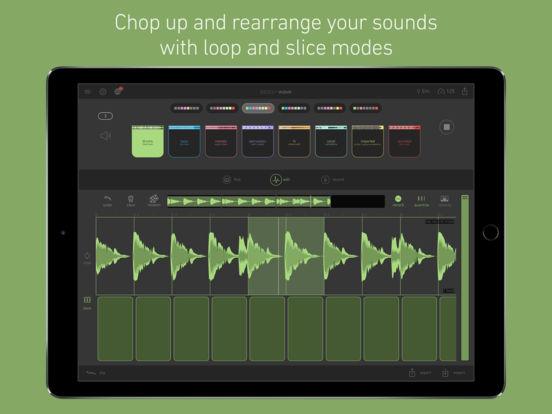 Blocs Wave - Make & Record Music Screenshot