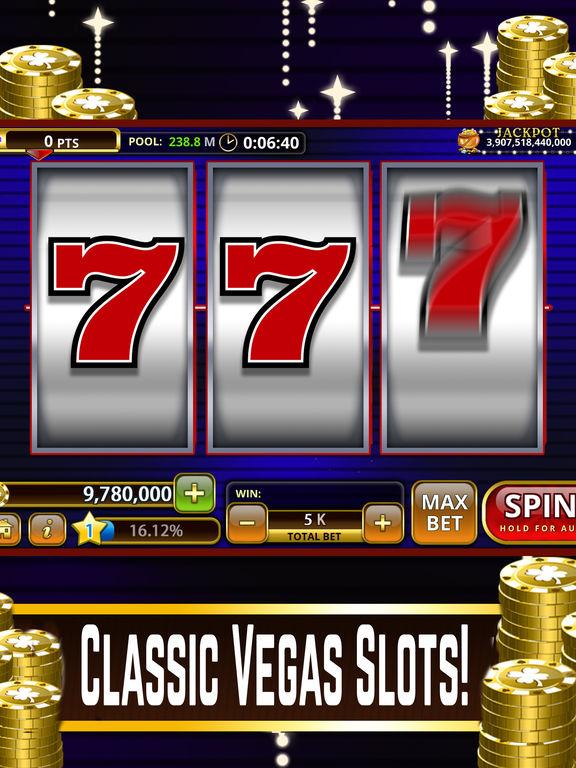 slot games hot