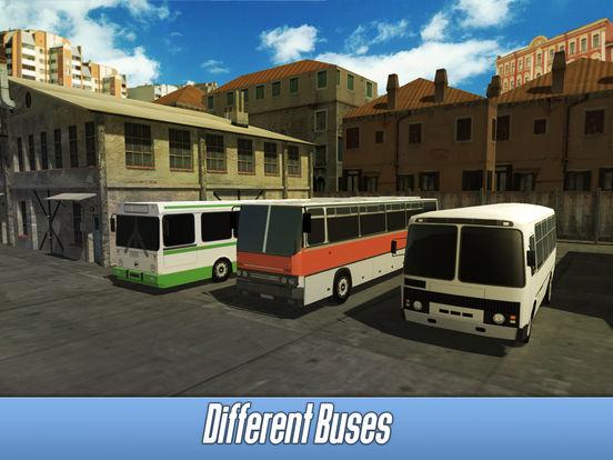 Russian Bus: Driving Simulator 3D Full Screenshots