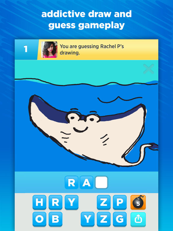 how to play draw something