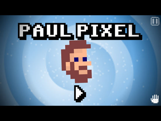 Paul Pixel - The Awakening Screenshot