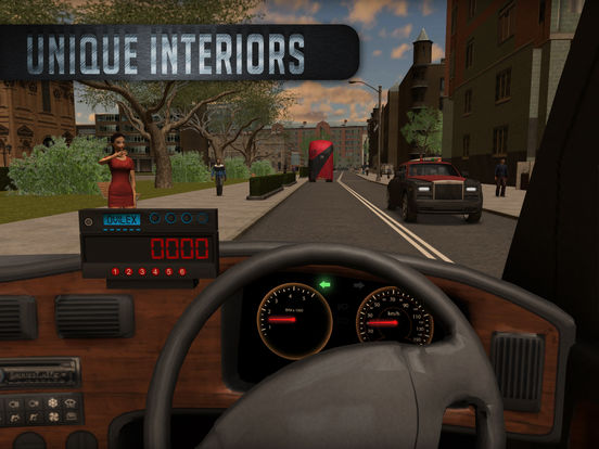 Screenshot 4 Taxi Sim 2016