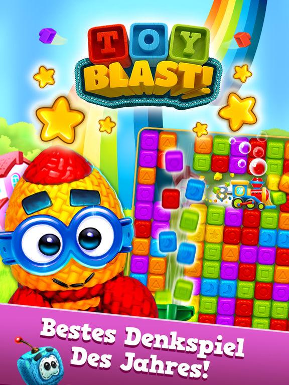 Screenshot 5 Toy Blast