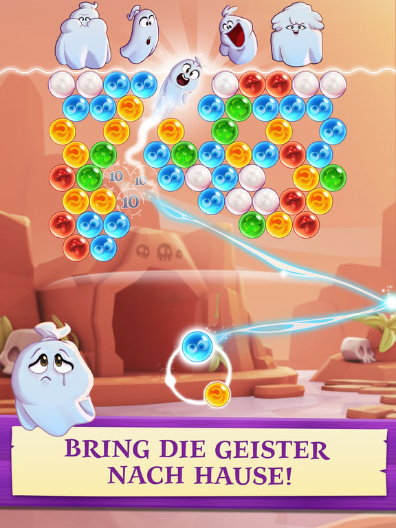 Bubble Witch 3 Saga iPhone iPad
