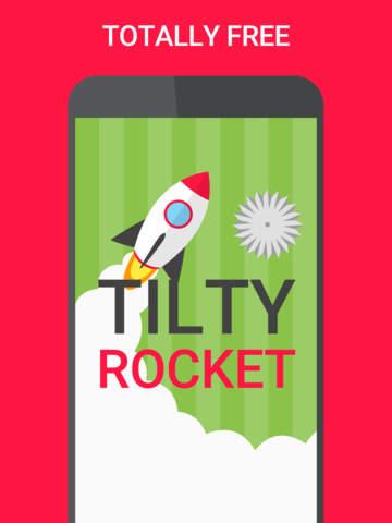 Tilty Rocket Screenshot