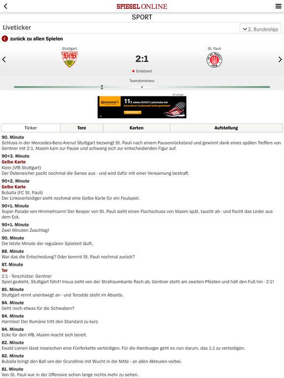 Spiegel online nachrichten im app store for Spiegel zeitung