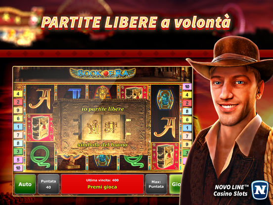 I giochi di slot machine gratis