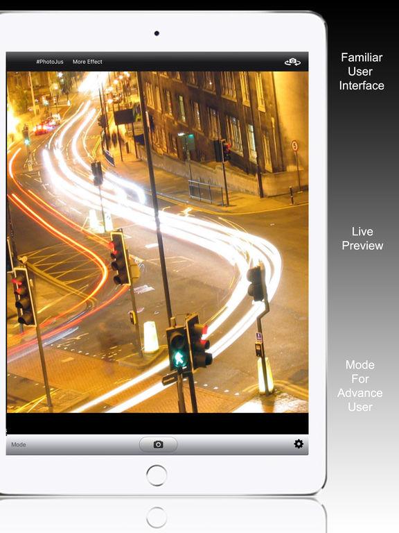 Slow Shutter Camera - motion blur & light trail Screenshots
