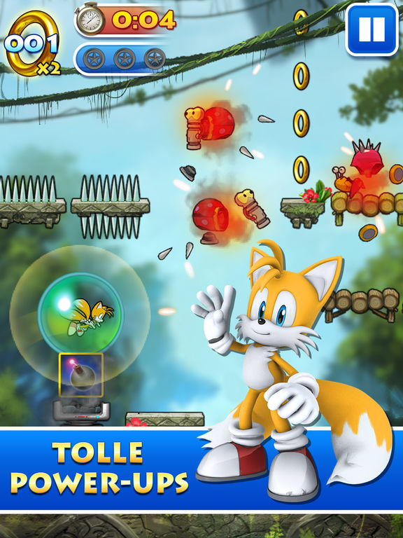 Sonic Jump™ Screenshot