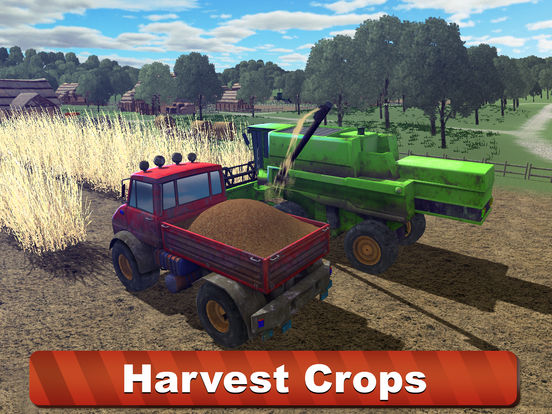 Farm Transport Simulator 3D Full - Drive vehicles, harvest hay! Screenshots
