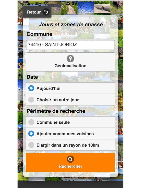 Screenshot #5 pour Partage et Nature