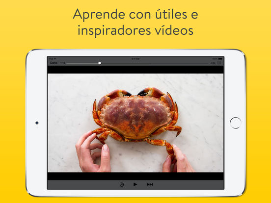 Kitchen Stories - libro de cocina Screenshot